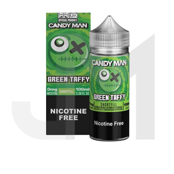 Candy Man 100ml Shortfill 0mg (70VG/30PG)