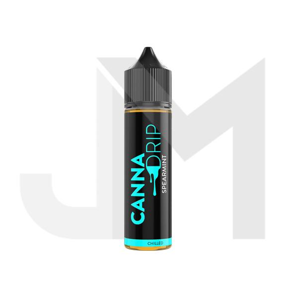Canna Drip 1000mg CBD Chilled 50ml Shorfill 0mg (50VG/50PG)