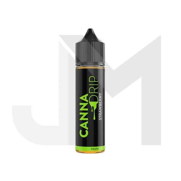 Canna Drip 1000mg CBD Fruits 50ml Shorfill 0mg (50VG/50PG)