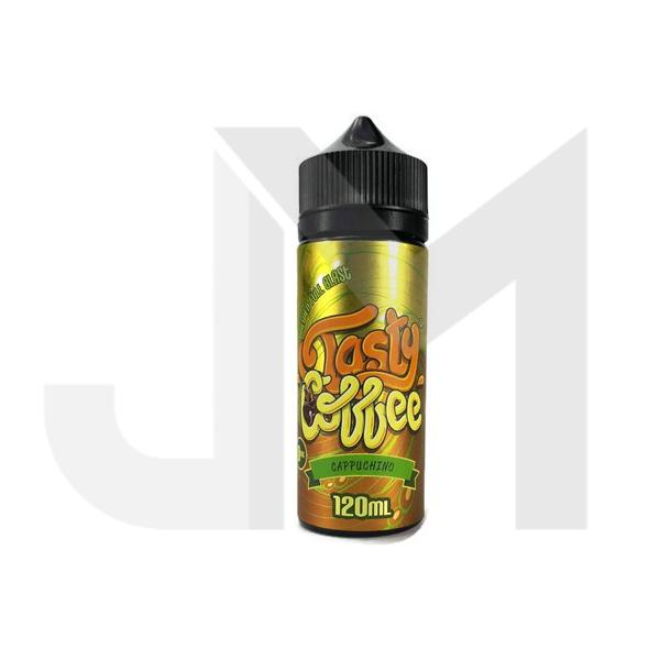 Tasty Coffee 100ml Shortfill 0mg (70VG/30PG)