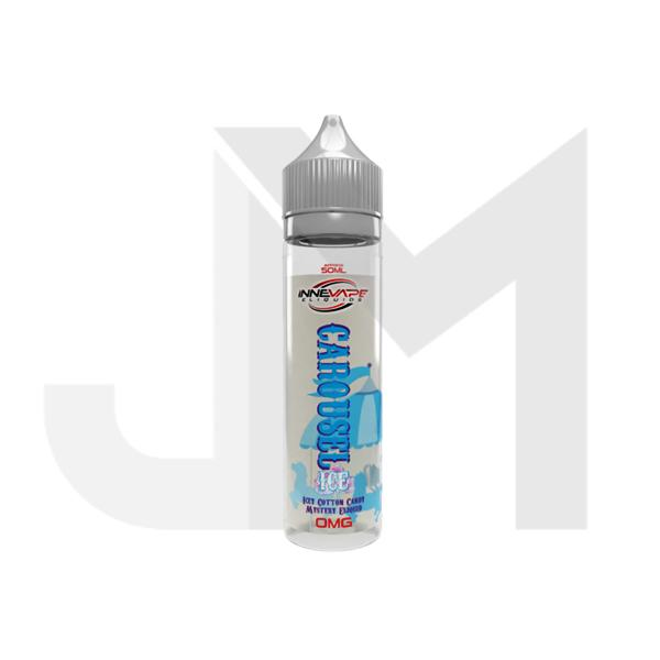 Carousel Ice by Innevape 0mg 50ml Shortfill (80VG/20PG)