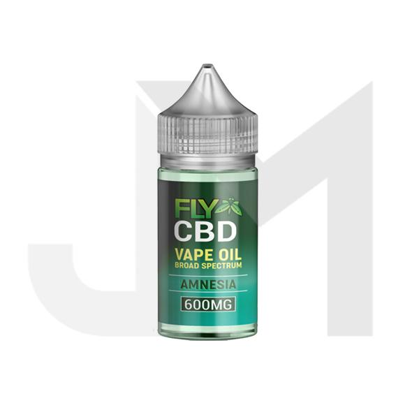 Fly CBD by Aztec 600mg CBD Vape Oil 30ml