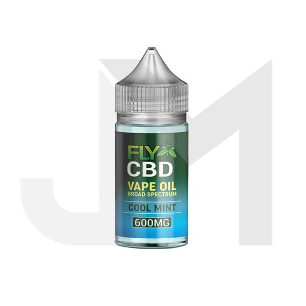 Fly CBD by Aztec 1000mg CBD Vape Oil 30ml