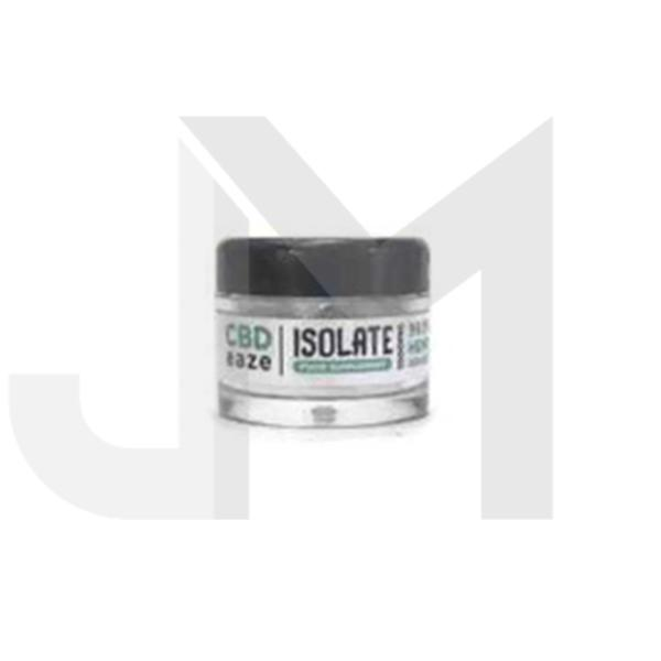 CBD Eaze 1000mg CBD Isolate 99.5%