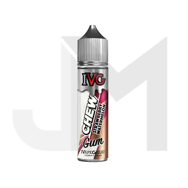 I VG Chew Gum 0mg 50ml Shortfill (70VG/30PG)