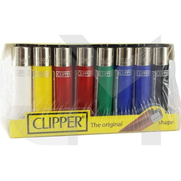 40 Clipper Classic Micro Lighters