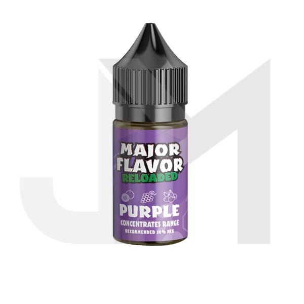 Major Flavor Concentrate 0mg 30ml (Mix Ratio 20%)