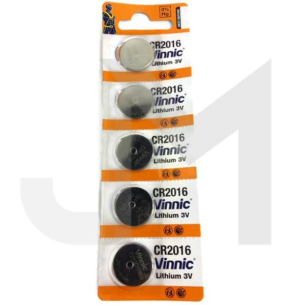 Vinnic CR2016 3V Battery
