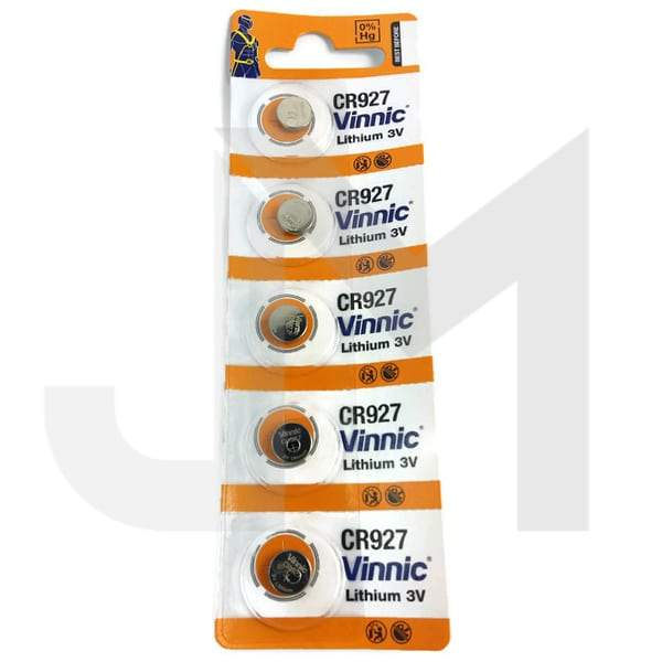 Vinnic CR927 3V Battery