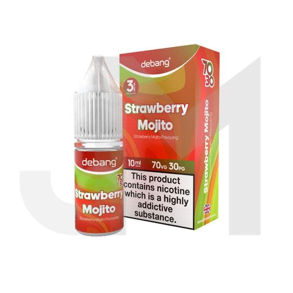 6mg Debang 10ml E-Liquid (70VG/30PG)
