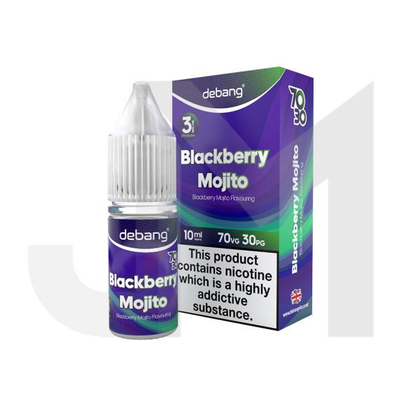 3mg Debang 10ml E-Liquid (70VG/30PG)