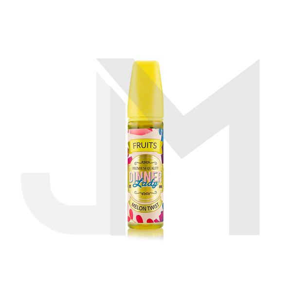 Dinner Lady Fruits 50ml Shortfill 0mg (70VG/30PG)