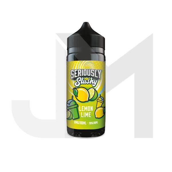 Seriously Slushy by Doozy Vape 100ml Shortfill 0mg (70VG/30PG)