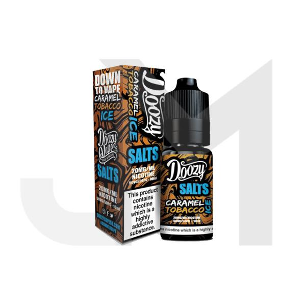 10mg Doozy Vape Co Nic Salt 10ml (50VG/50PG)