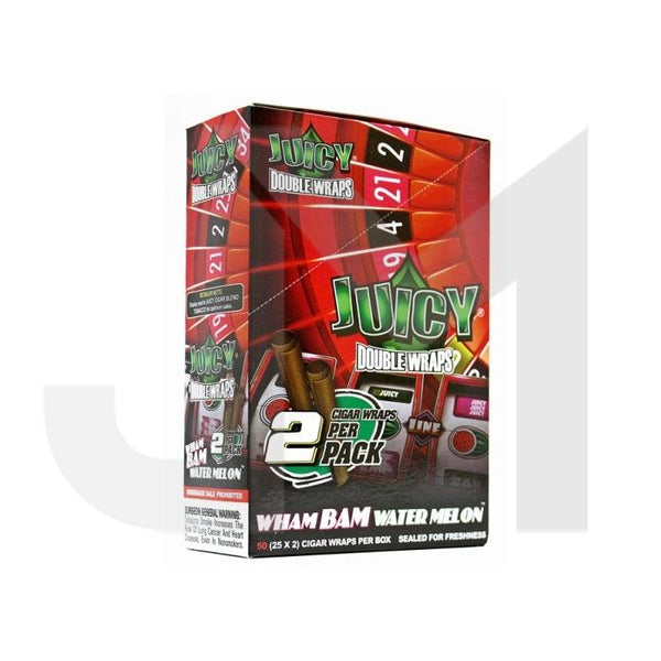 Juicy Double Wraps - 2 Per pack