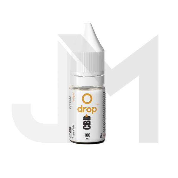 Drop CBD Flavoured E-Liquid 100mg 10ml