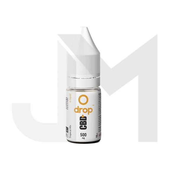 Drop CBD Flavoured E-Liquid 500mg 10ml