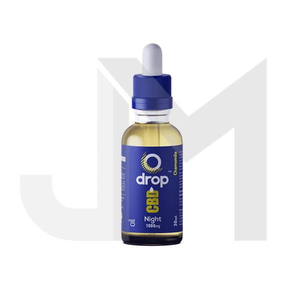 Drop CBD Oil 1000mg CBD 30ml