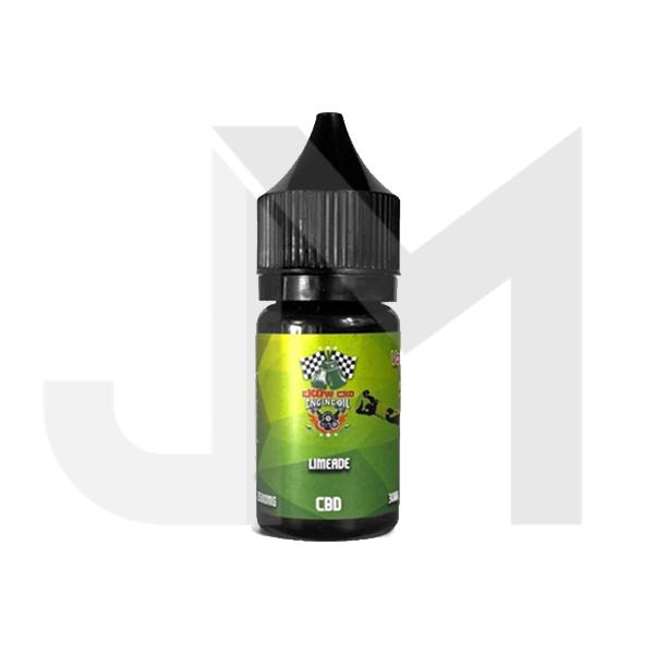 Ekow CBD Engine Oil 2500MG 30ML