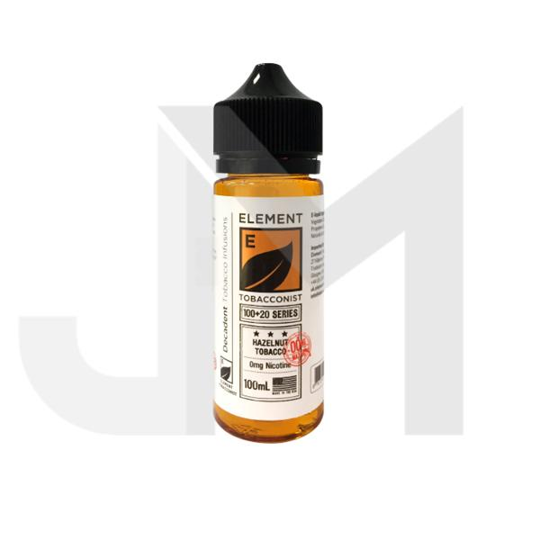 Element Mix Series 100ml Shortfill 0mg (75VG/25PG)