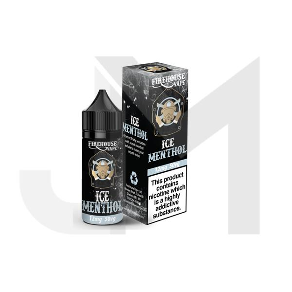 Firehouse Vape TPD 10ml 12mg (50VG/50PG)
