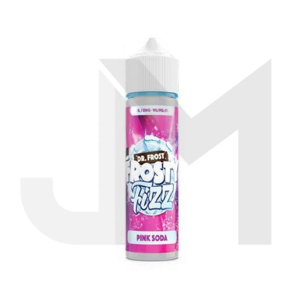 Dr Frost Frosty Fizz 0mg 50ml Shortfill (70VG/30PG)
