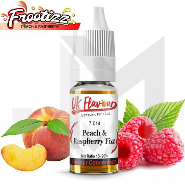10 x 10ml UK Flavour Fizzy Range Concentrate 0mg (Mix Ratio 15-20%)