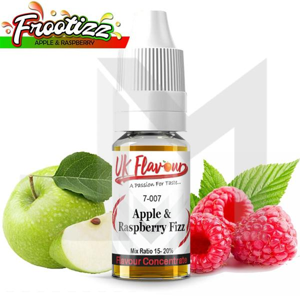 UK Flavour Fizzy Range Concentrate 0mg 30ml (Mix Ratio 15-20%)