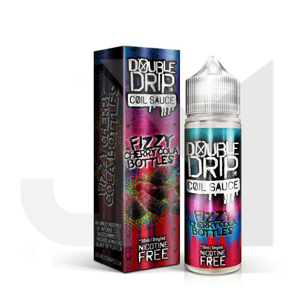 Double Drip 0mg 50ml Shortfill (80VG/20PG)