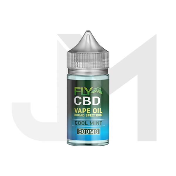 Fly CBD by Aztec 300mg CBD Vape Oil 30ml