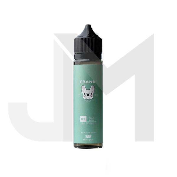 Frank Vape Co. 0mg 50ml Shortfill (70VG/30PG)