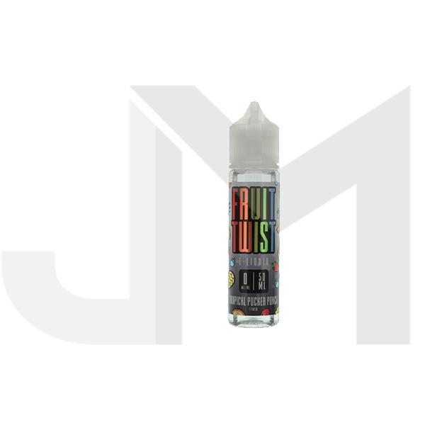 Fruit Twist 0mg 50ml Shortfill (70VG/30PG)