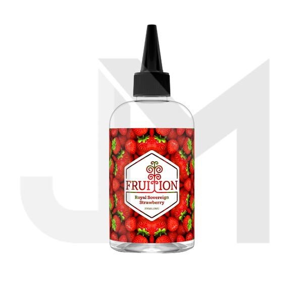 Fruition 200ml Shortfill E-liquid 0mg (70VG/30PG)