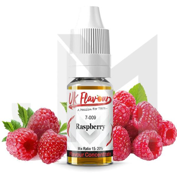 UK Flavour Fruits Range Concentrate 0mg 10 x  10ml (Mix Ratio 15-20%)