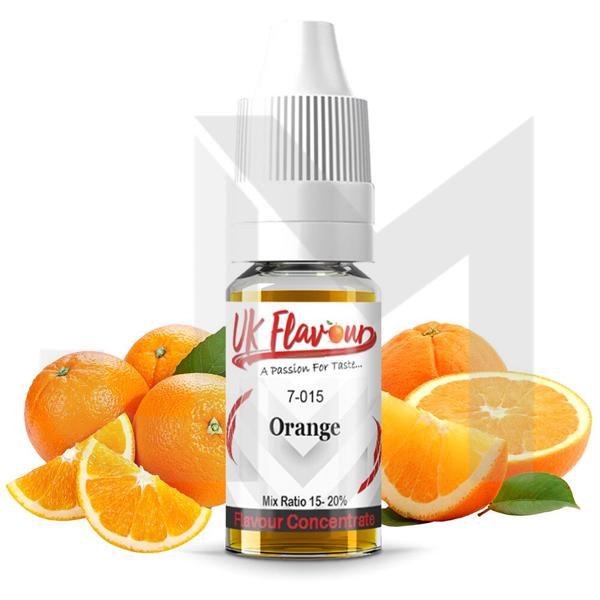 10 x 10ml UK Flavour Fruit Range Concentrate 0mg (Mix Ratio 15-20%)