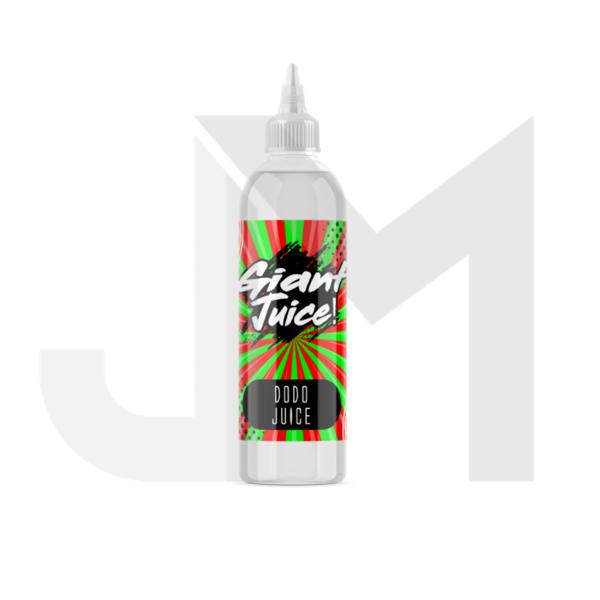 Giant Juice 250ml Shortfill 0mg (50VG/50PG)
