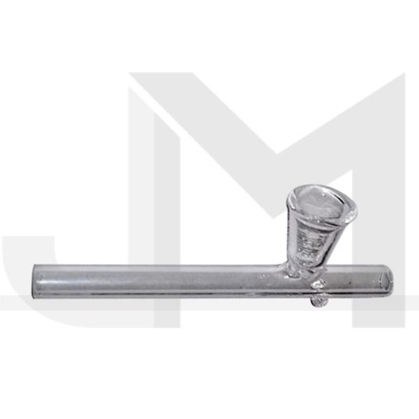 10cm Glass Pipe - GB - 51