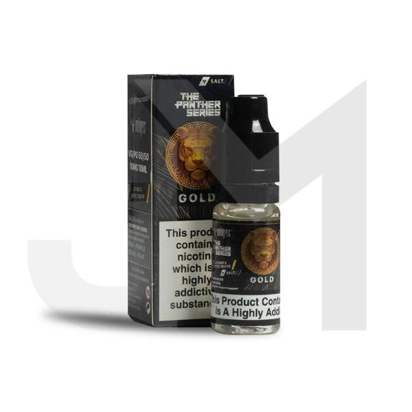 10mg Gold by Dr Vapes 10ml Nic Salt (50VG/50PG)