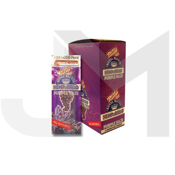 Hemparillo Royal Blunts Rillo Size