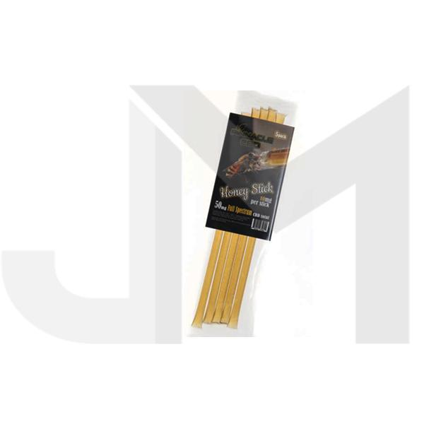 Pinnacle CBD Honey Sticks 50mg – pack of 5