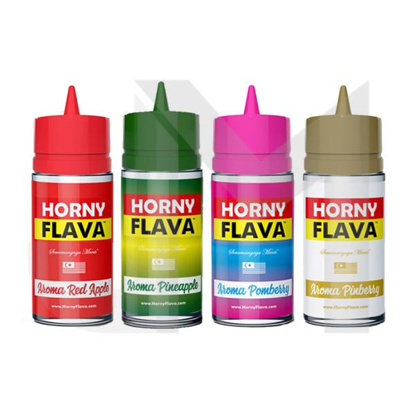 Horny Flava Flavour Concentrates 0mg 30ml