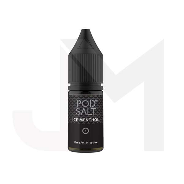 20mg Pod Salt - Flavoured 10ml Nicotine Salt (50VG/50PG)