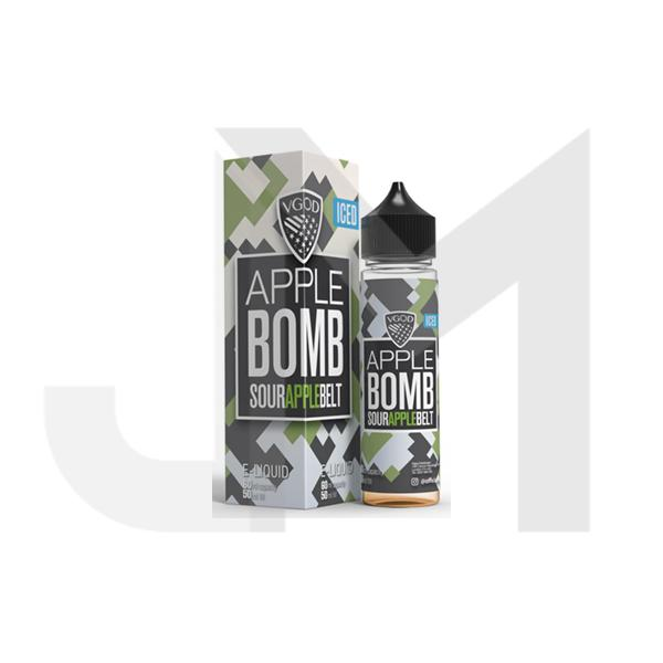 VGOD Bomb Line ICED 0mg 50ml Shortfill (70VG/30PG)