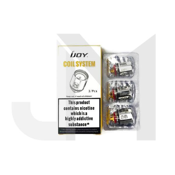 Ijoy Mesh Coil KM1 / DM-M3 / DM-M2 - For Katana Kit