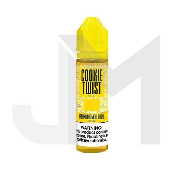Cookie Twist 0mg 50ml Shortfill (70VG/30PG)