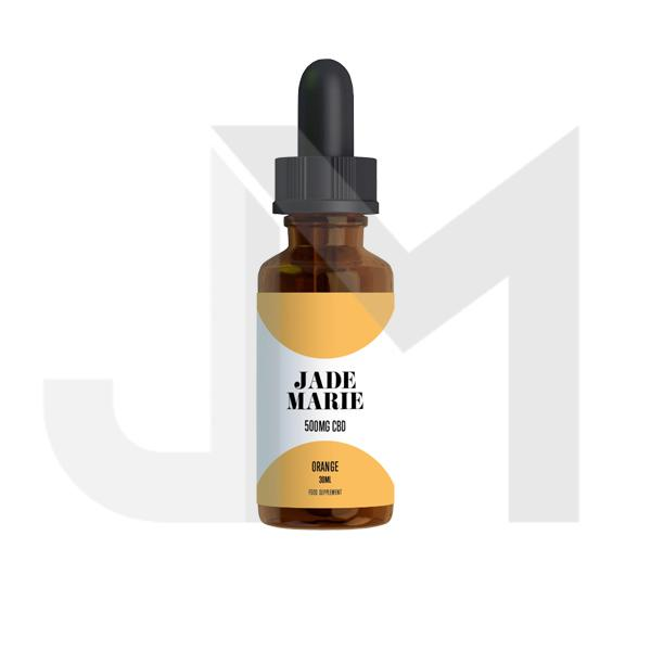 Jade Marie 500mg CBD Oil 30ml