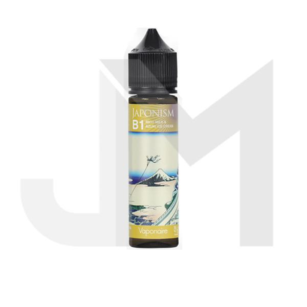 Japonism by Vaponaire 50ml Shortfill 0mg (70VG/30PG)