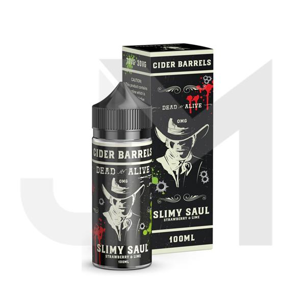 Cider Barrels 0mg 100ml Shortfill (70VG/30PG)