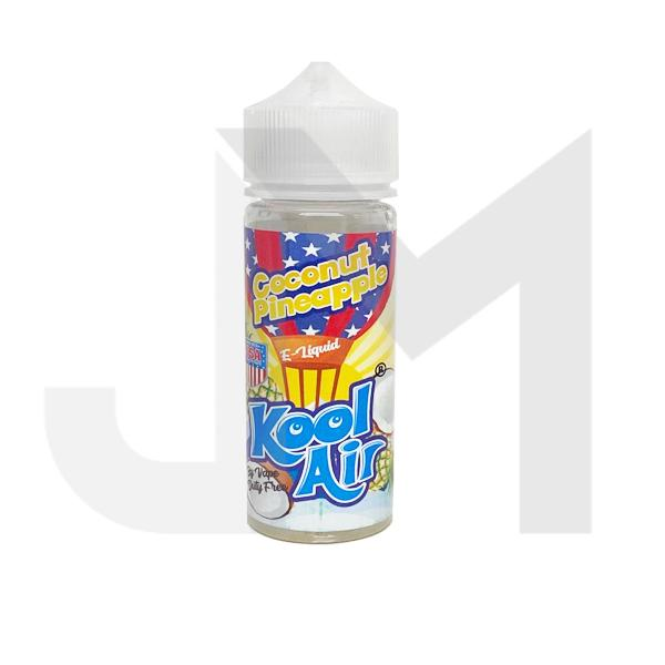 Kool Air by Vape Duty Free 100ml Shortfill 0mg (70VG/30PG)