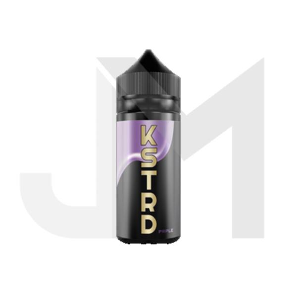 KSTRD by Just Jam 0mg 100ml Shortfill (80VG/20PG)